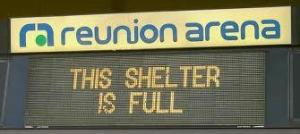 This Shelter is Full