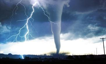 Tornado Stock Shot