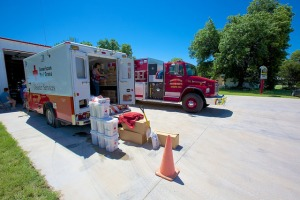 Photo: John Boykin / Red Cross DFW