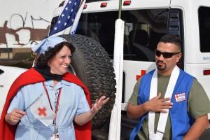 judi-volunteering-at-veterans-day-parade-2016
