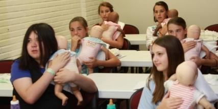 Babysit Course.JPG