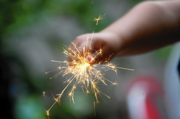 fireworks aim