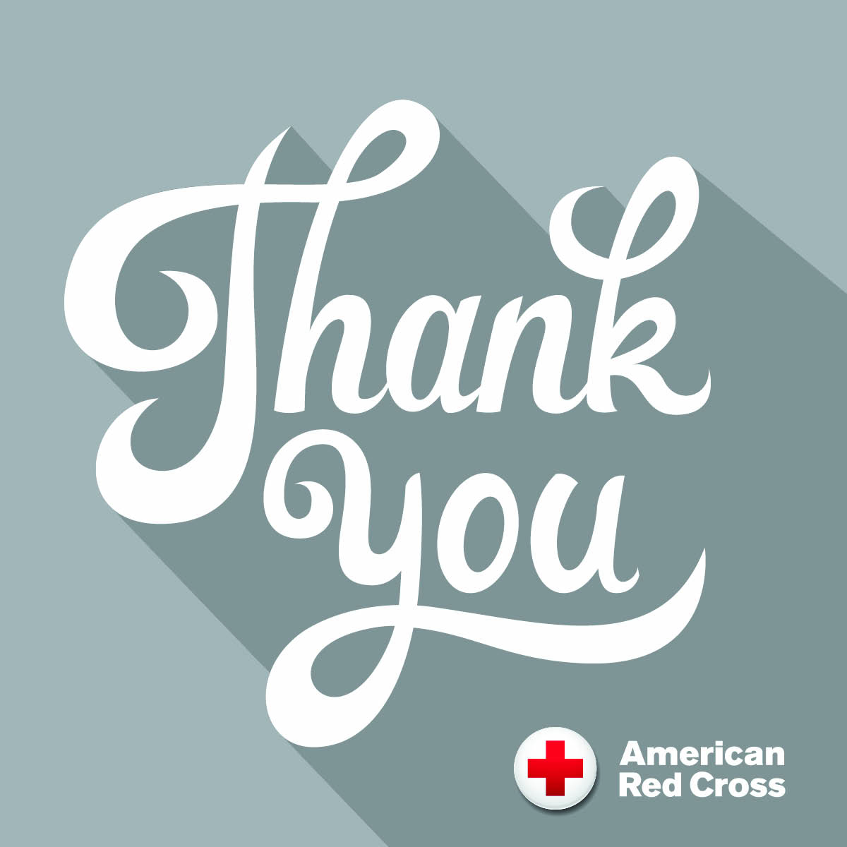Thank you for supporting the Red Cross Mission
