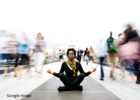 Traffic Meditate